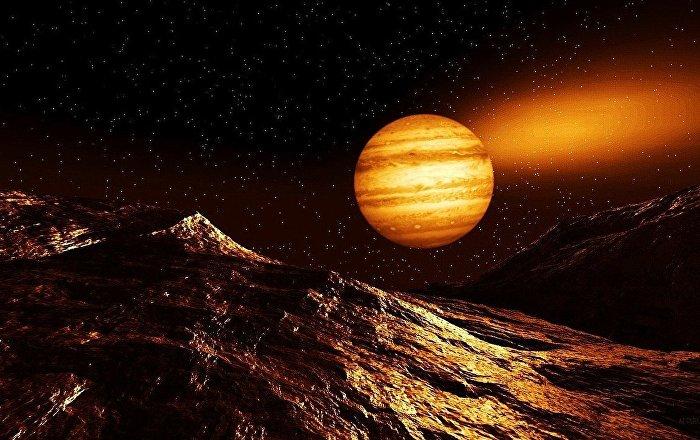 Científico de la NASA revela cómo cambia Júpiter durante un eclipse solar (foto)