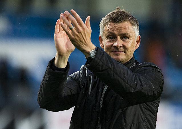 Ole Gunnar Solskjaer, nuevo entrenador interino del Manchester United
