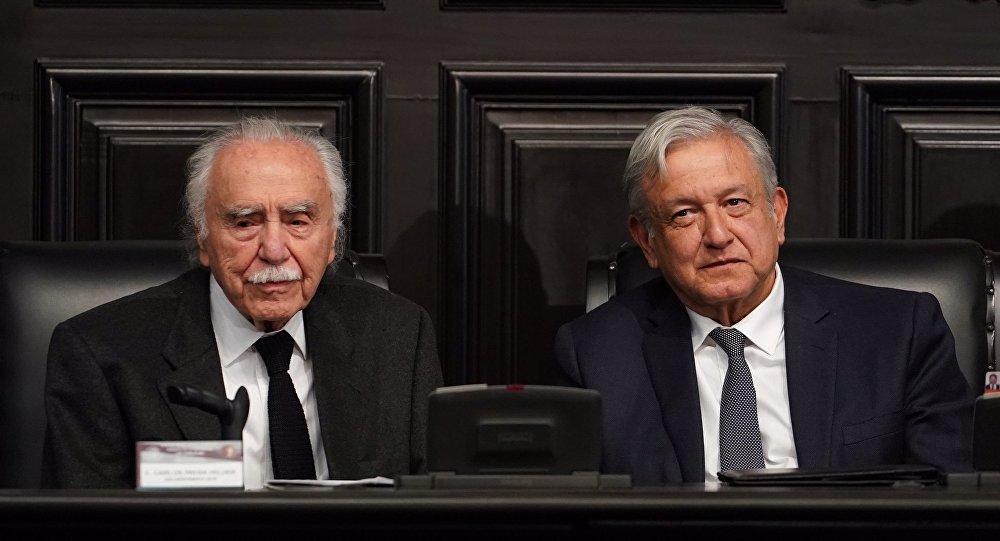 Carlos Payán pide al nuevo gobierno no ser gendarme fronterizo de EU