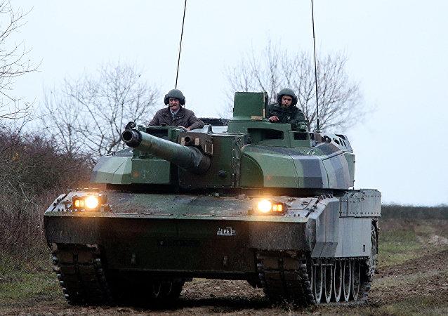 Militares franceses