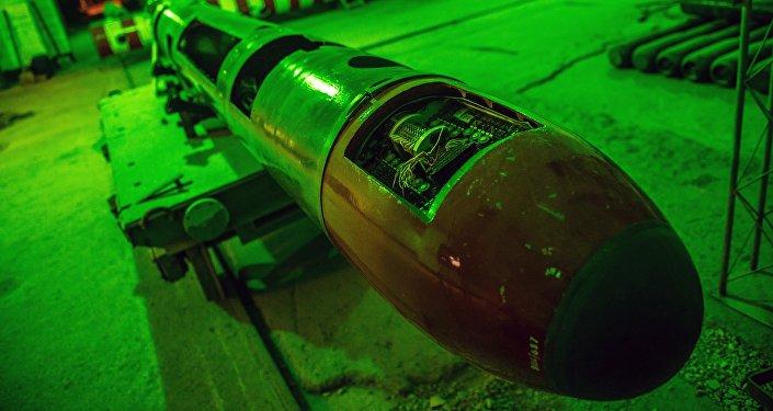 Torpedo no museu
