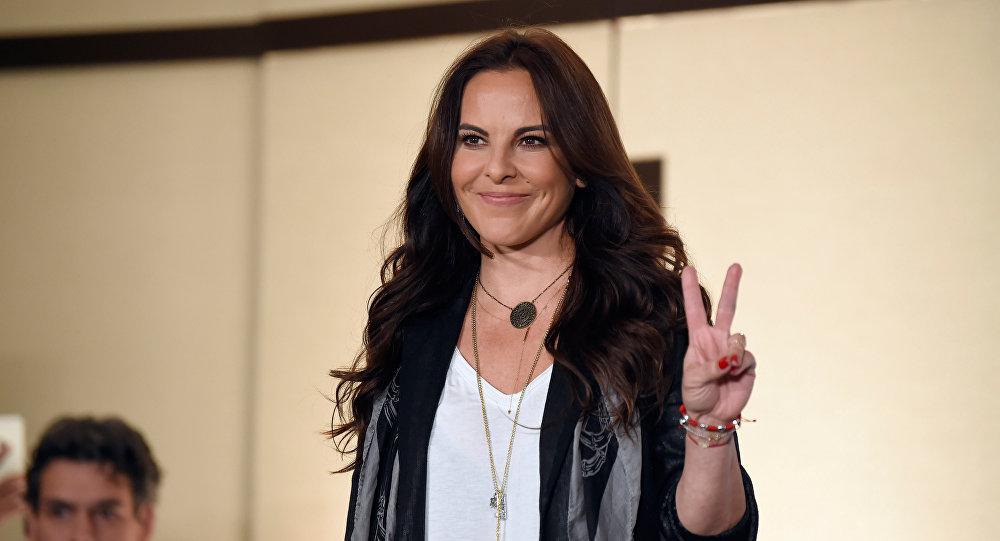 Kate del Castillo denuncia persecución política por su reunión con El Chapo