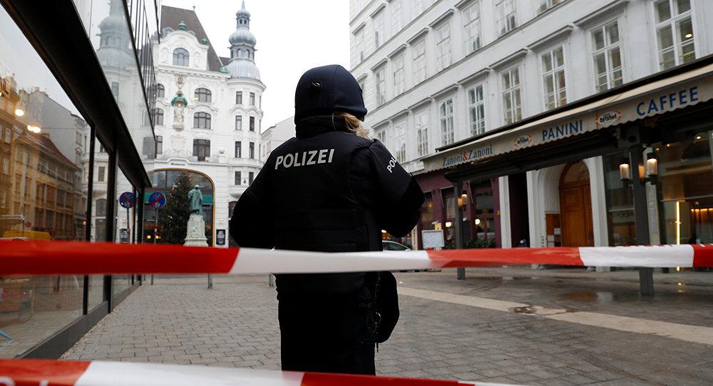 Un muerto y un herido tras tiroteo en centro de Viena