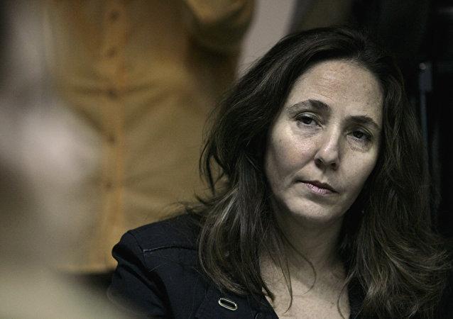 Mariela Castro, diputada cubana