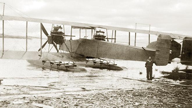 El primer y único torpedero ruso de tipo GANS