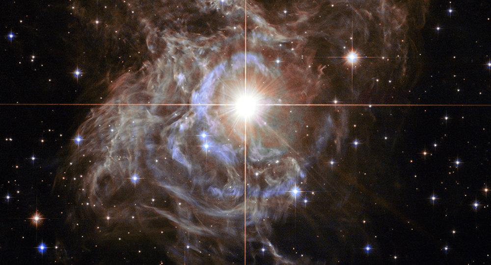 Resultado de imagen de Un fenómeno de gran violencia galáctica