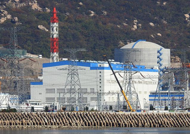 La planta nuclear de Tianwan
