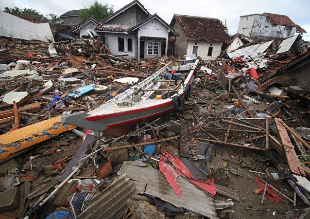 Situación en Indonesia
