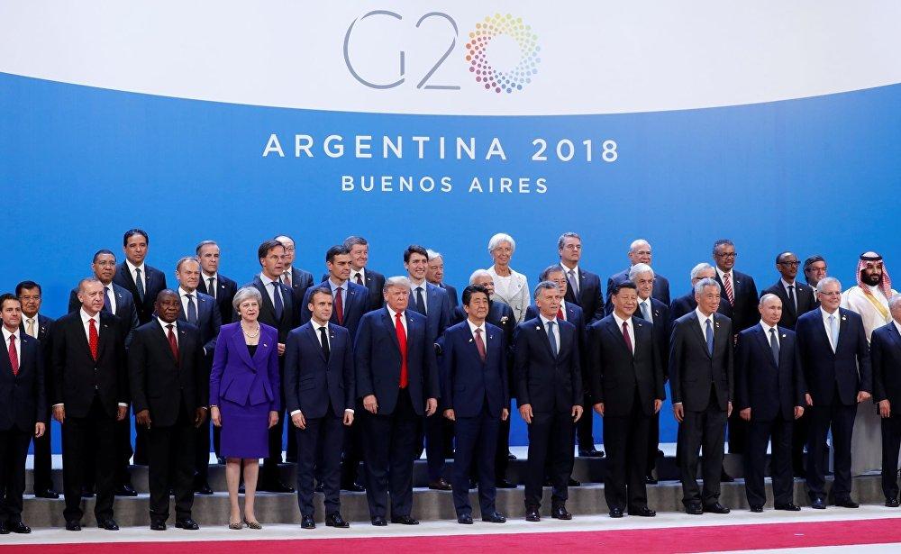 La cumbre anual de los líderes del G20 se celebró en Buenos Aires entre el 30 de noviembre y el 1 de diciembre. La capital argentina se convirtió así en la primera ciudad sudamericana en acoger este encuentro internacional.