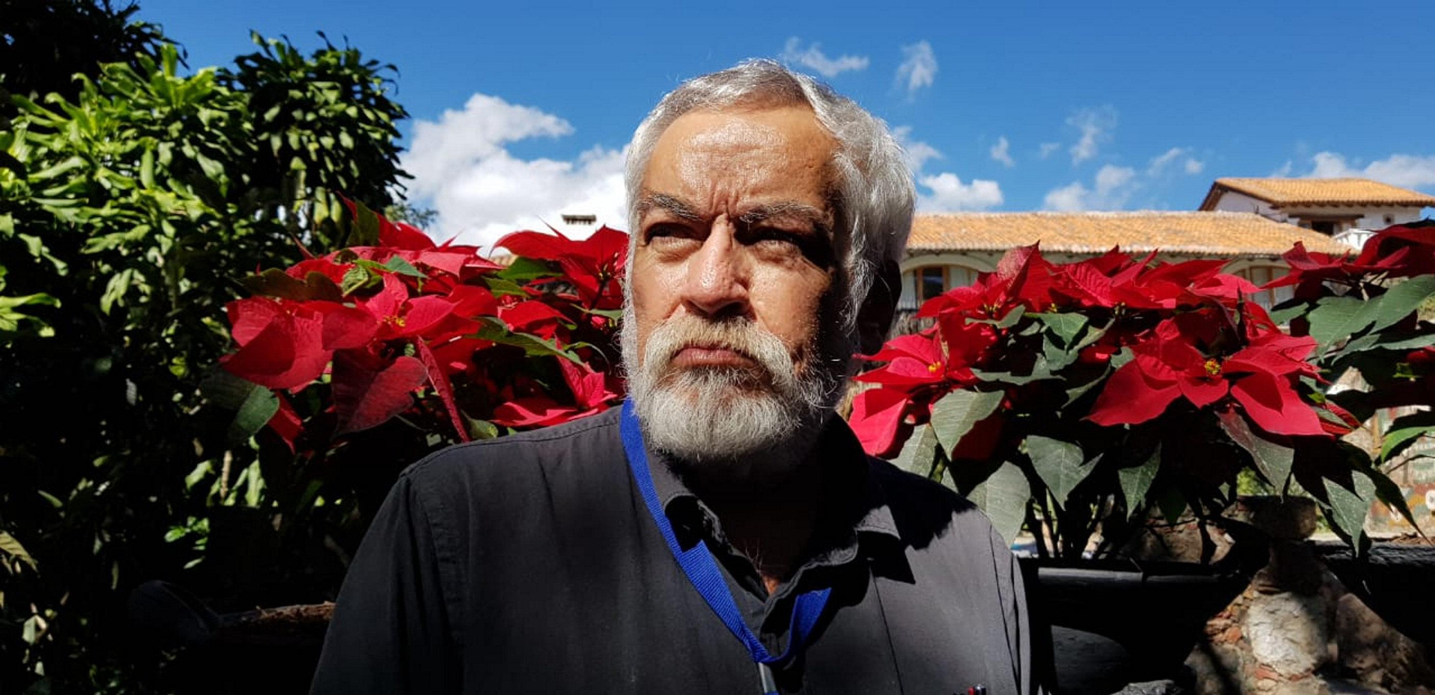 Jesús Axayacatl Cuevas Sánchez, curador del Banco Nacional de Germoplasma Vegetal en México