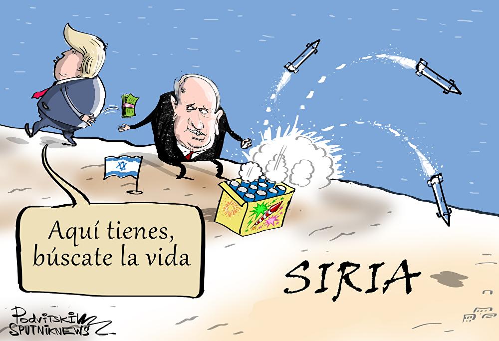 'Bibi' sabe defenderse él solito