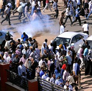 Las protestas en Sudán