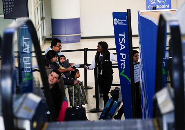 La Administración de Seguridad en el Transporte de EEUU (TSA)