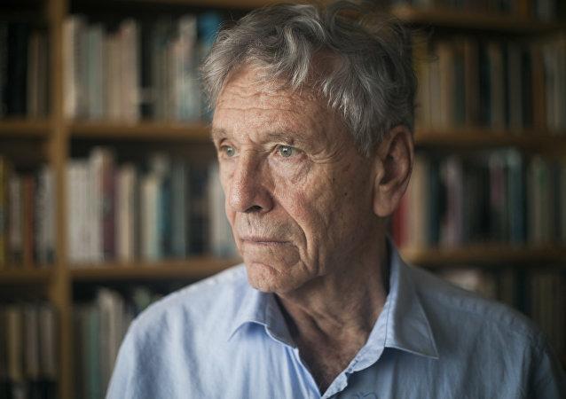 Amos Oz, escritor israelí (archivo)