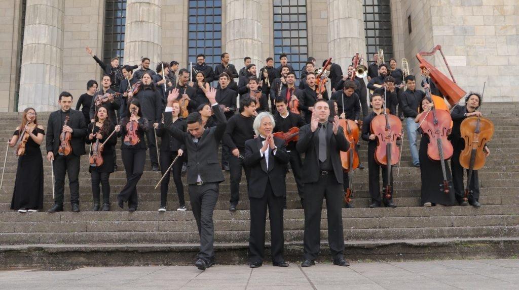 Latin Vox Machine, orquesta sinfónica multicultural