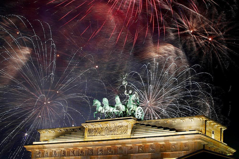 ¡Bienvenido 2019! Así celebra el planeta la llegada del Año Nuevo