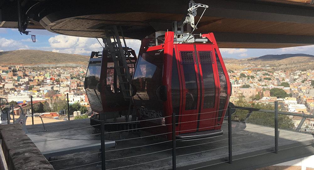 El nuevo Teleférico de Zacatecas