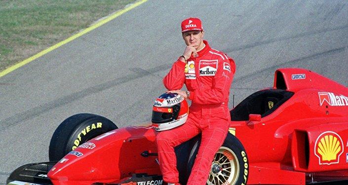 Michael Schumacher (archivo)