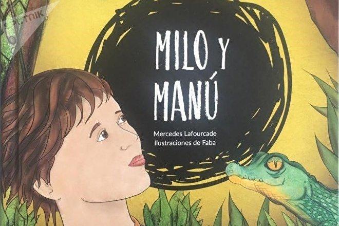 Milo y Manú, de Editorial Basilisa