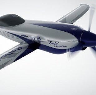 Avión eléctrico Rolls-Royce Accel