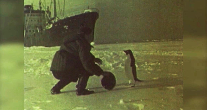Así pisaron los soviéticos la Antártida por primera vez