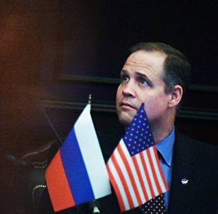 Jim Bridenstine, jefe de la NASA