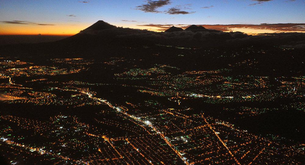La ciudad de Guartemala