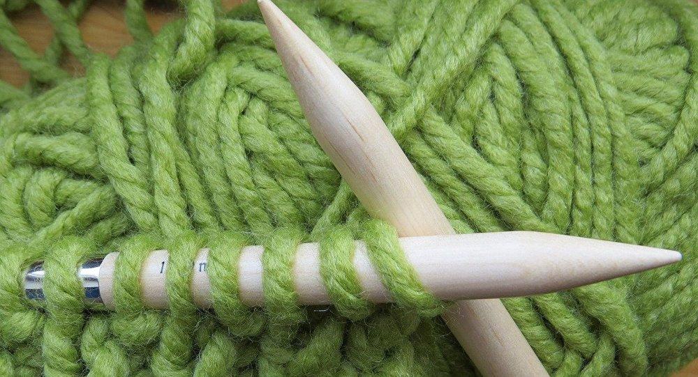 Un tejido de lana