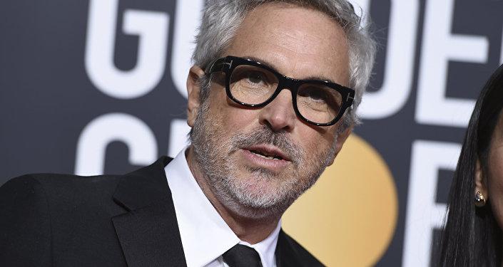 Alfonso Cuarón, cineasta mexicano