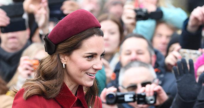 Kate Middleton, la duquesa Catalina
