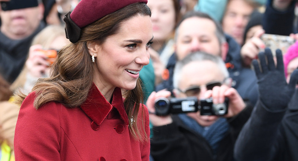 Kate Middleton, la duquesa Catalina