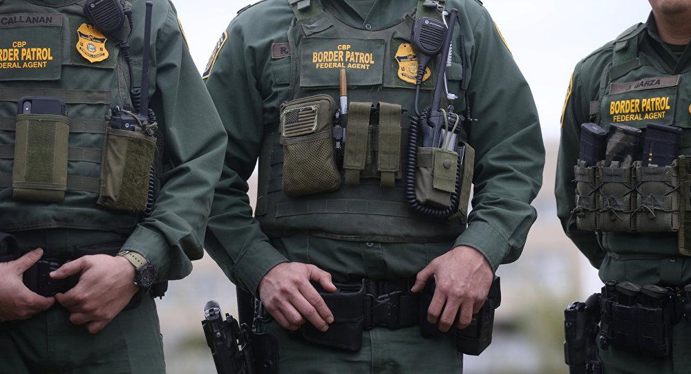 Agentes fronterizos de EEUU