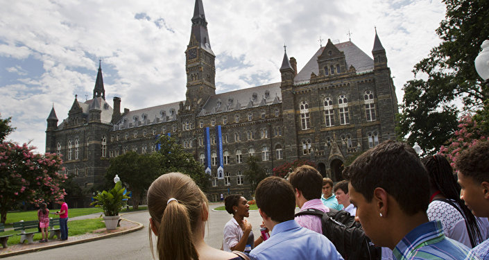 La Universidad de Georgetown