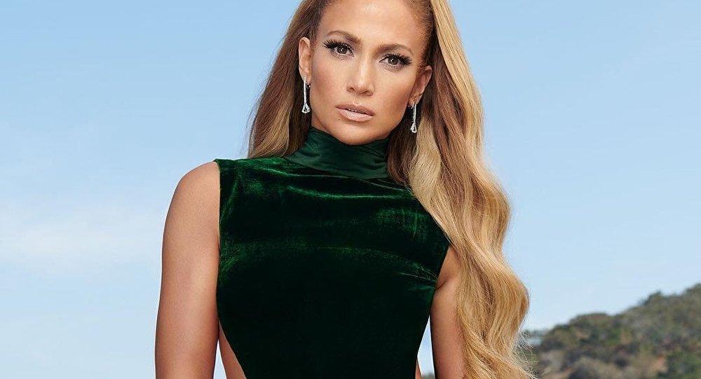 Jennifer Lopez, actriz y cantante estadounidense