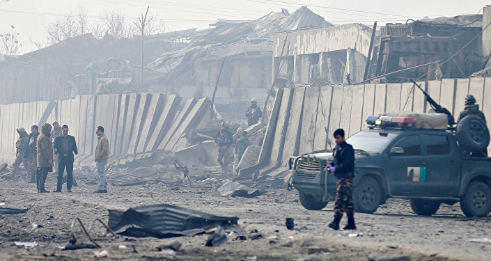 Situación en Afganistán