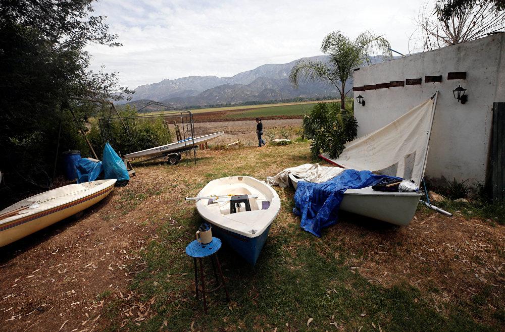 Por primera vez en 2.000 años: la laguna de Aculeo se seca completamente en Chile