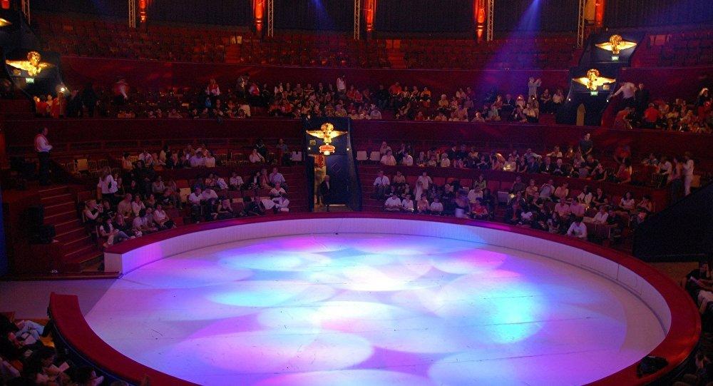El circo (imagen referencial)