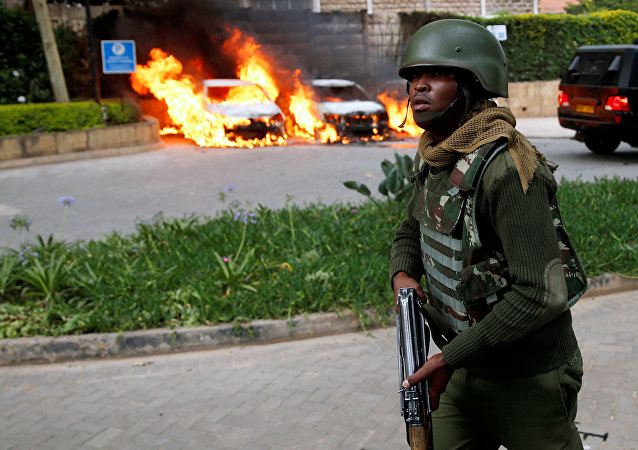 Atentado en Nairobi