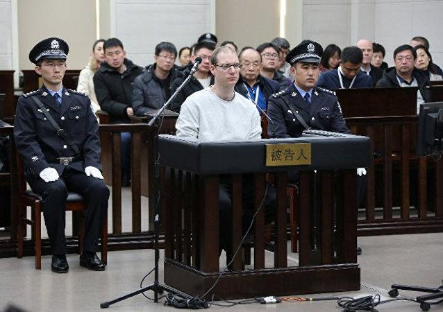 Robert Lloyd Schellenberg, ciudadano canadiense condenado a pena de muerte en China