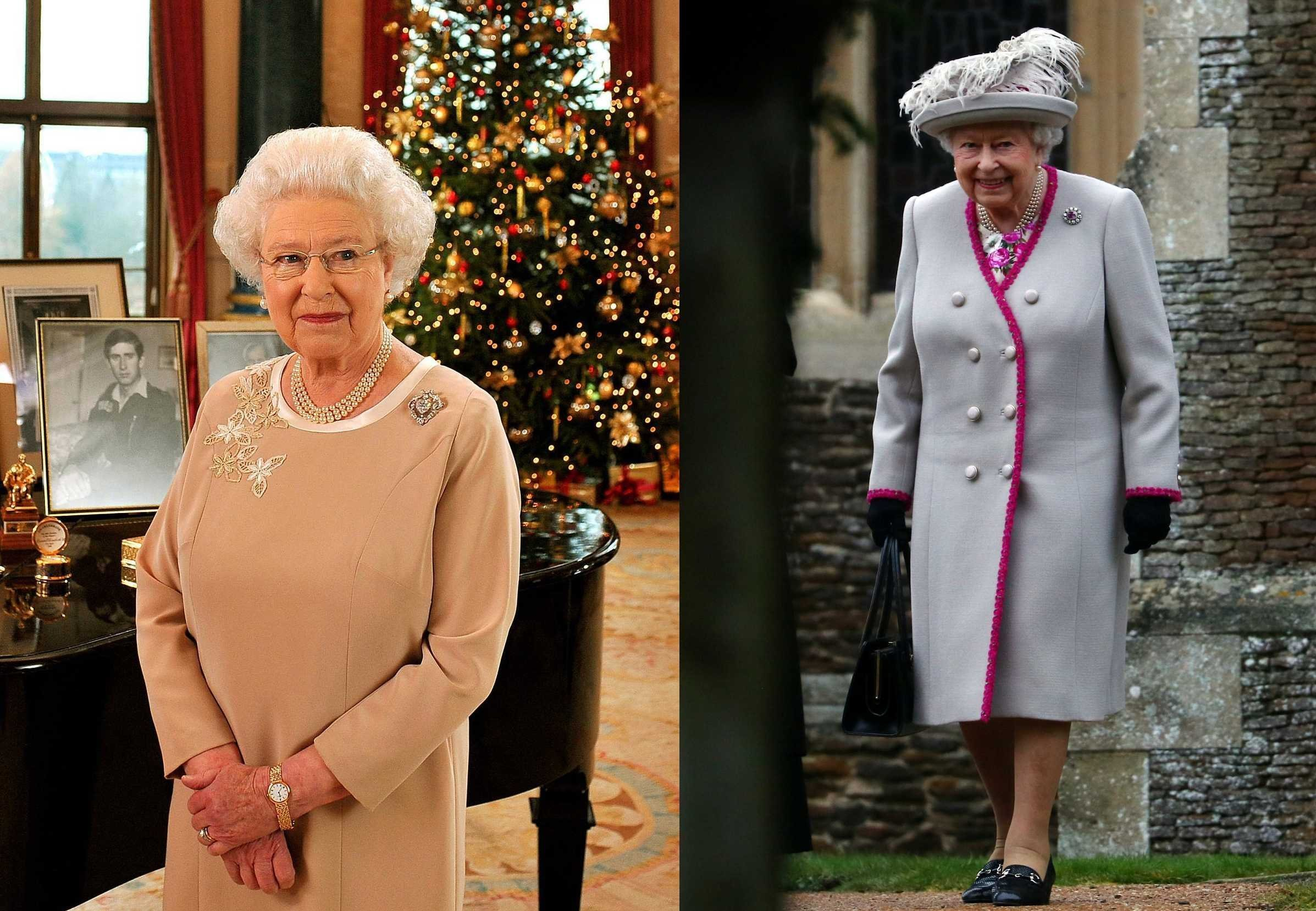 La reina británica, Isabel II, en el 2008 / 2018