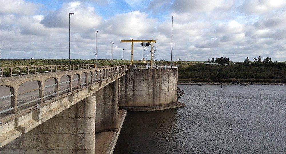 Una represa (imagen referencial)