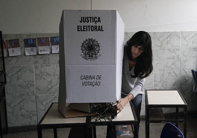Elecciones presidenciales en Brasil