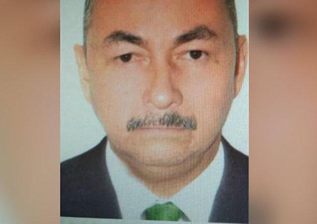 José Aldemar Rojas, autor material del atentado en la Escuela de Cadetes General Santander de la Policía de Colombia