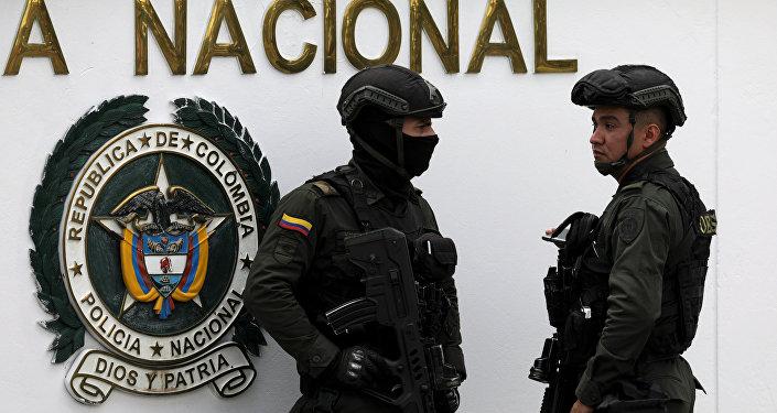 Una 'marea blanca' en Colombia clama por la paz tras atentado
