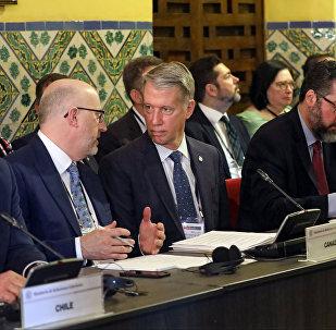Una cumbre del Grupo de Lima