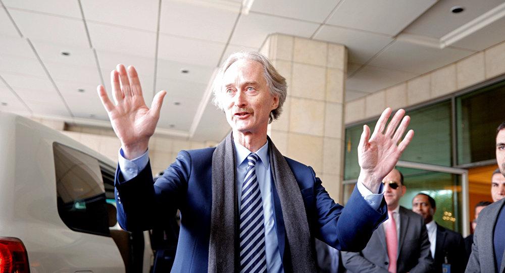 Geir Pedersen, enviado especial para Siria