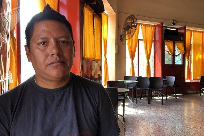 Fidel Daza Castellanos, inmigrante de Bolivia que vivió la explotación laboral en talleres clandestinos argentinos.