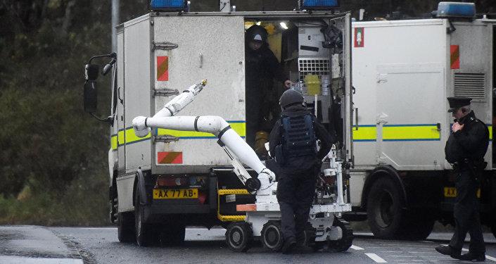 Alerta de seguridad en Irlanda del Norte