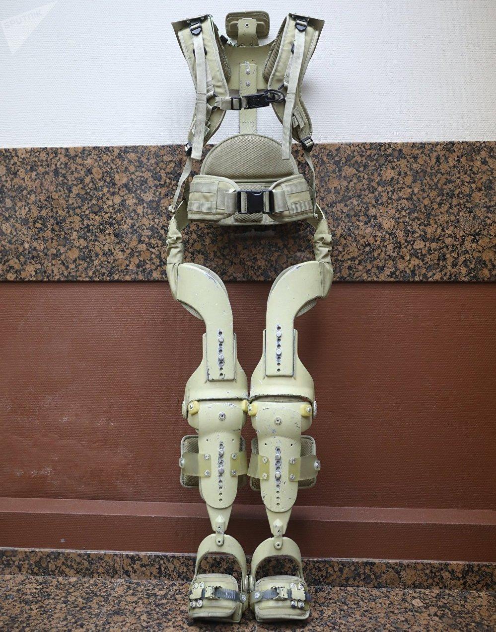 El exoesqueleto de GB Engineering