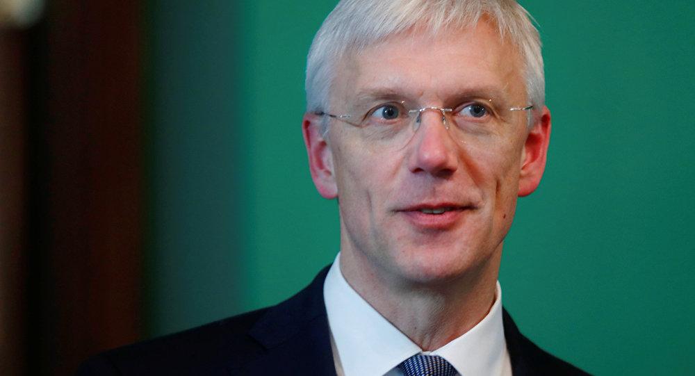 Krisjanis Karins, primer ministro de Letonia
